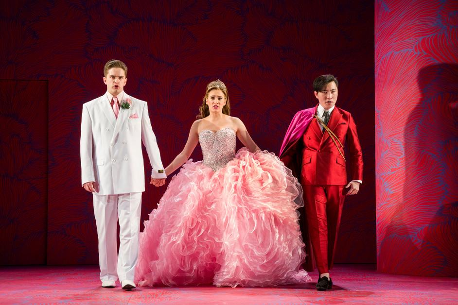 "Masetto in ""Don Giovanni""- Richard Termine, photographer"