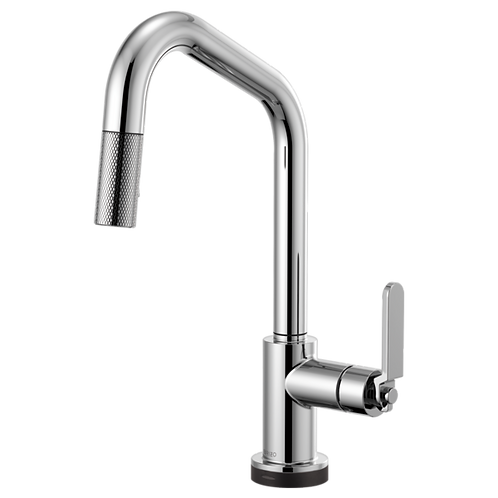 Brizo LITZE® SMARTTOUCH Pull Down Kitchen Faucet With Industrial Handle 64064LF