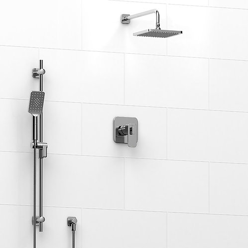 Riobel KIT#323EQ Equinox 2 Way Thermostatic Shower