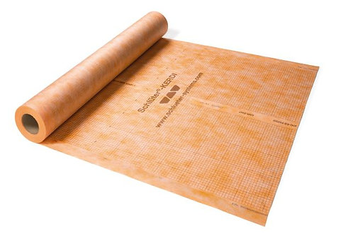"Schluter KERDI200 Kerdi Waterproofing Membrane 3'3"" X 98'5"" = 323 SF"