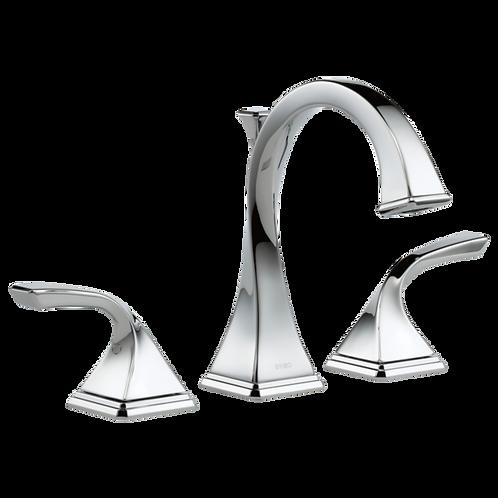 Brizo Virage 3 Hole Widespread Lavatory Faucet