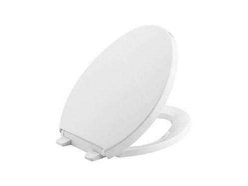 Kohler Saile® Quiet-Close™ elongated toilet seat