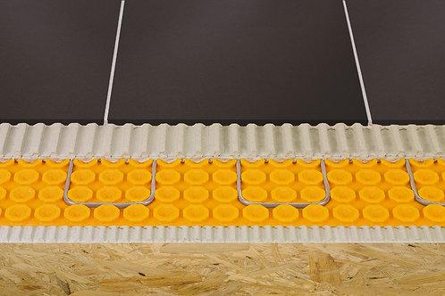 "Schluter DHD810M DITRA-HEAT-DUO Membrane Sheet 3'3"" X 33' = 108 SF"
