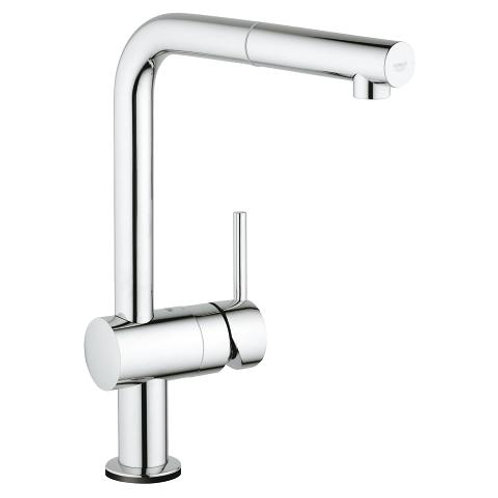 Grohe Minta Touch Touch Single-Handle Pull Out Kitchen Faucet