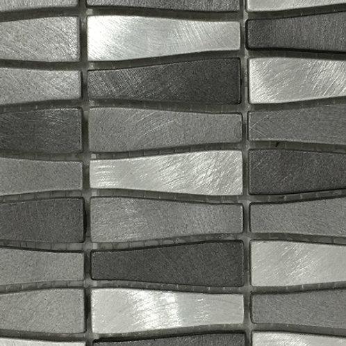 Ceragres Tint Trapezium Mosaic Tile