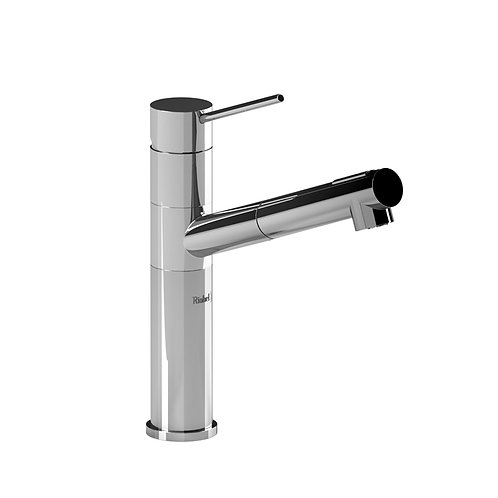 Riobel Cayo CY101C Kitchen Faucet with Spray Chrome
