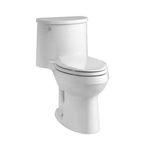 Kohler Adair® Comfort Height® one-piece elongated 1.28 gpf toilet