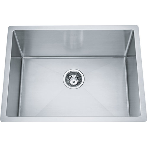 Franke Professional Series LRX110-2312-316 Stainless Steel Laundry Sink