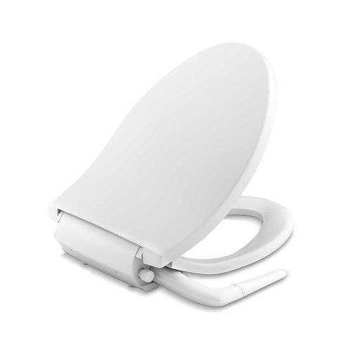 Kohler Puretide® manual cleansing toilet seat, elongated