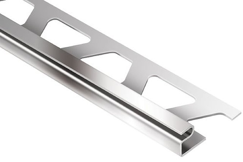 Schluter Deco Wide Reveal Stainless Steel