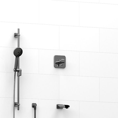 Riobel KIT#1223SA Salome 2 Way Thermostatic Shower