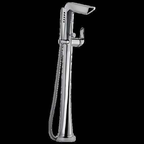 Brizo Sotria Roman Bath Tub Filler Faucet with Handshower