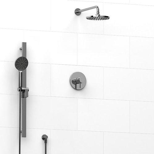 Riobel KIT#323PXTM Paradox 2 Way Thermostatic Shower