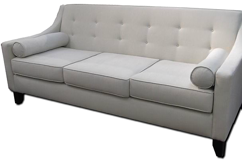 Custom Made Verona Solid Wood Sofa