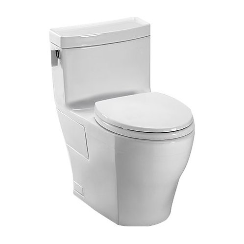 Toto Legato™ MS624124CEFG One-Piece Toilet, 1.28GPF, Elongated Bowl