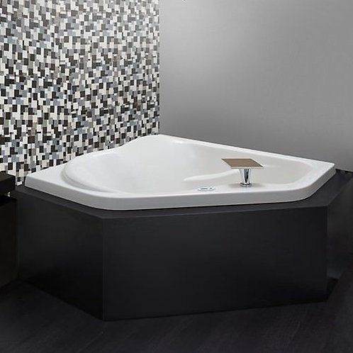Mirolin Capri Drop In Soaker Bathtub 60x60x20