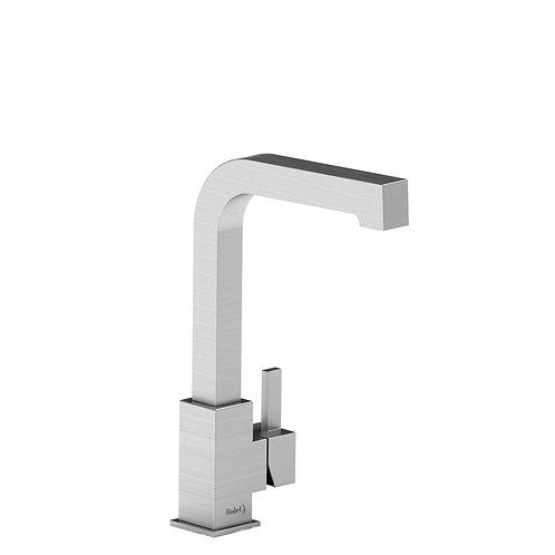Riobel Mizo MZ601SS Prep Sink Faucet Stainless Steel