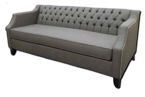 Custom Made Bobster Solid Wood Sofa