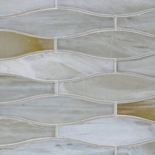Ceragres Agate Taiko Mosaic Tile