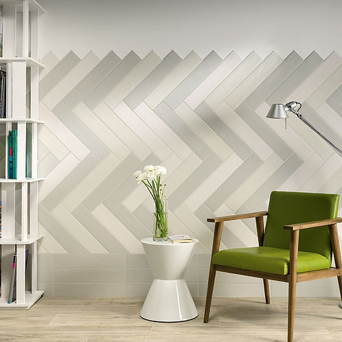 "Ceragres Brickwall 4""x20"" Wall Tile"