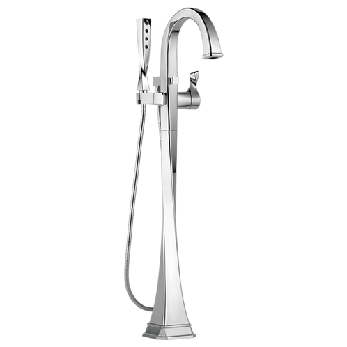 Brizo Virage Single Handle Freestanding Bathtub Faucet Filler