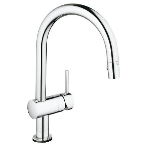 Grohe Minta Touch Touch Single-Handle Pull Down Kitchen Faucet