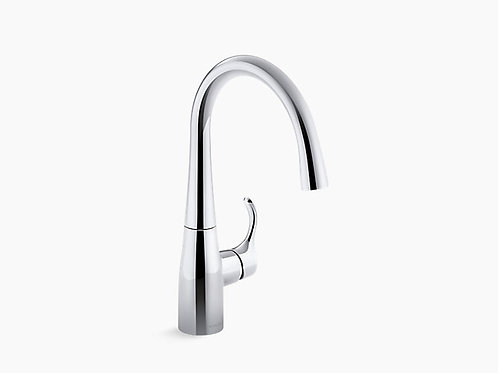 Kohler K-22034 Simplice® bar sink faucet