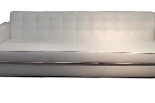 Custom Made Condo Solid Wood Sofa