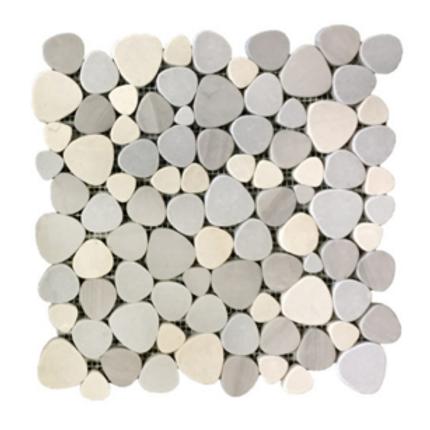 Palm Beach Pebble Tile Matte