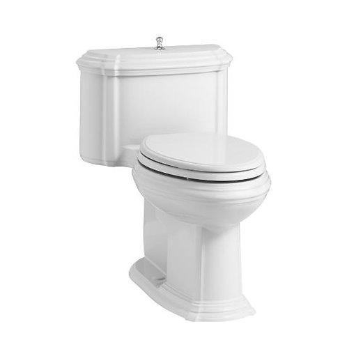 Kohler Portrait® Comfort Height® one-piece compact elongated 1.28 gpf toilet