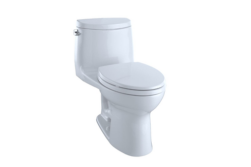 Toto UltraMax® II MS604114CEFG One-Piece Toilet, Elongated Bowl - 1.28 GPF