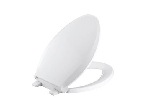 Kohler Cachet® Quiet-Close™ with Grip-Tight elongated toilet seat