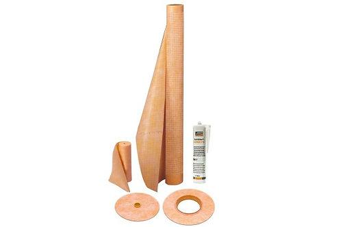 Schluter KKB7 Kerdi-Tubkit 7 SQ.Meter 75.1 SQFT Shower Kit