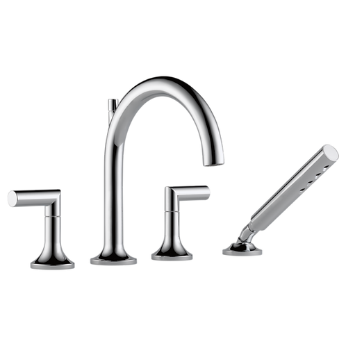 Brizo Odin Roman Bathtub Faucet with Handshower
