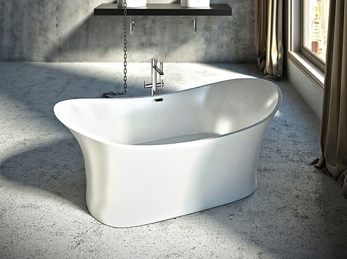 Mirolin Sussex Acrylic Freestanding Bathtub 71x31.5x27