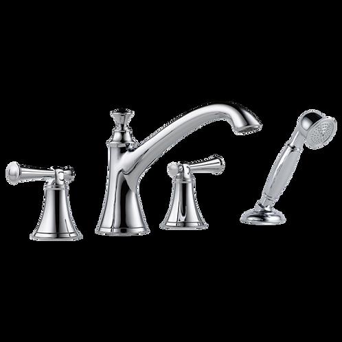 Brizo Baliza Roman Bathtub Faucet with Handshower