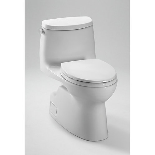 Toto Carlyle® MS614114CEFG II One-Piece Toilet, 1.28 GPF, Elongated Bowl