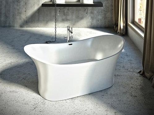 "Mirolin Sussex 70 ¾"" x 31 ½"" x 27"" Freestanding Acrylic Bathtub"