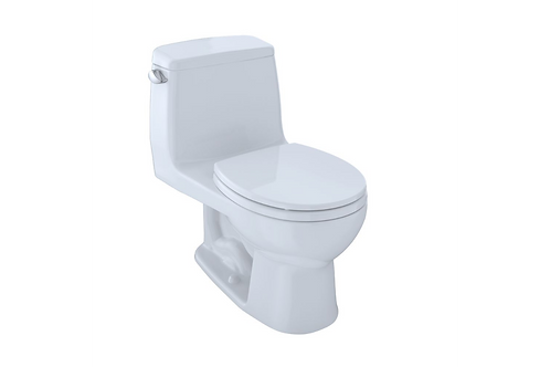 Toto Eco UltraMax® One-Piece Toilet MS853113E Round Bowl