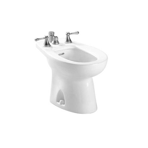 Toto Piedmont BT500B Bidet, Vertical Spray