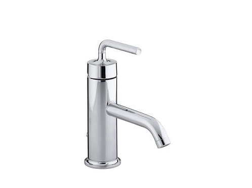 Kohler Purist® Single-Handle Bathroom Sink Faucet with Lever Handle