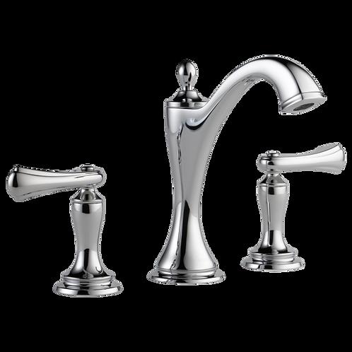Brizo Charlotte 3 Hole Handle Widespread Lavatory Faucet