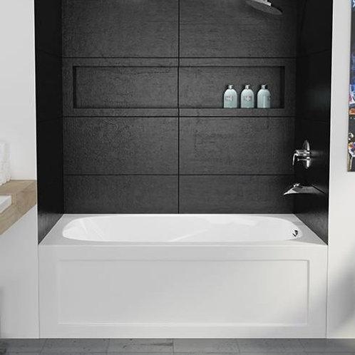 Mirolin Tucson 2 Skirted Soaker Bathtub 66x34x20