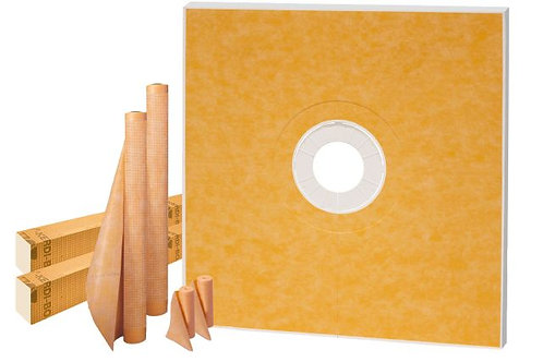 "Schluter KSK1830 KERDI-SHOWER-KIT 72"" X 72"" No Drain"