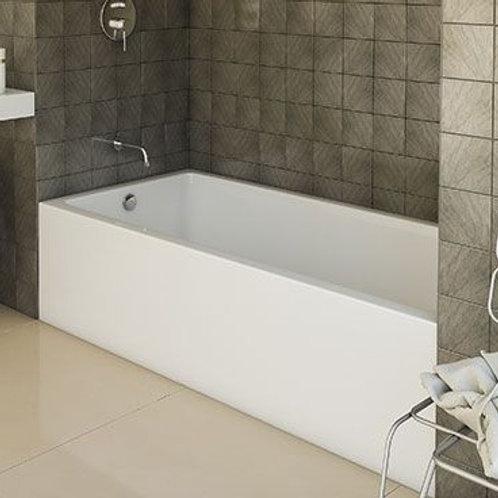 Mirolin Austin 16 Skirted Soaker Bathtub 60x30x16