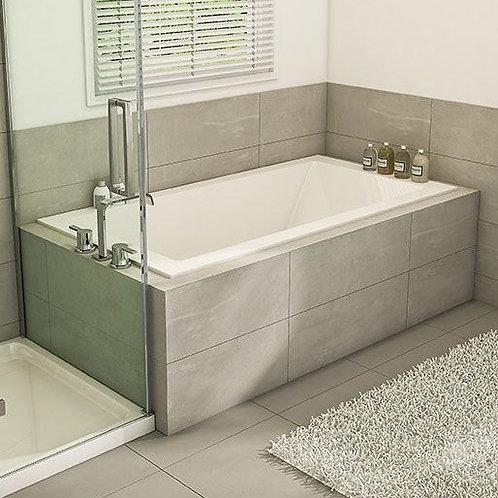 Mirolin Pur Drop In Soaker Bathtub 72x36x22