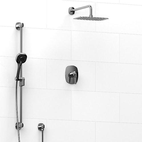 Riobel KIT#323VY Venty 2 Way Thermostatic Shower