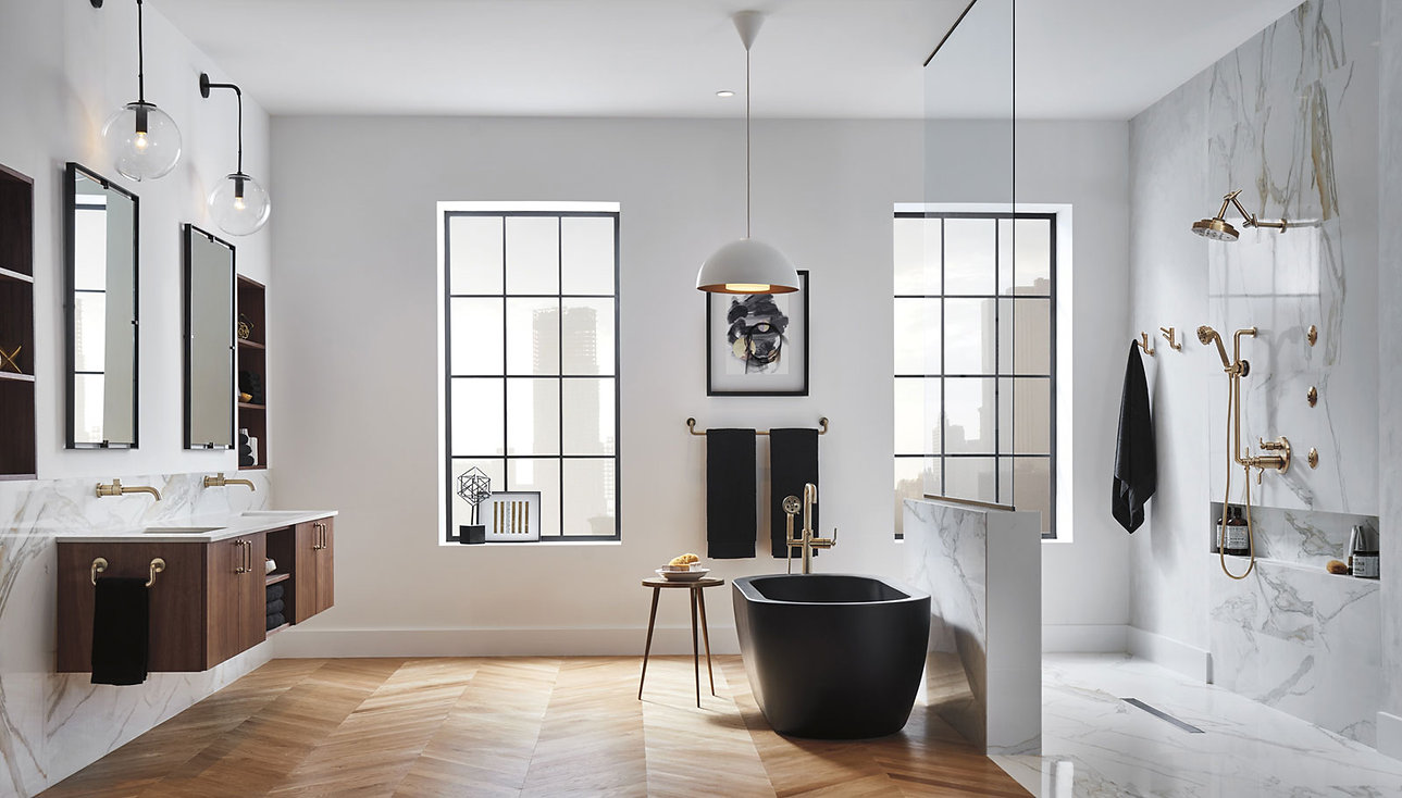 Bathroom and Kitchen Renovation Richmond Hill Toto Kohler Brizo Grohe Hansgrohe Riobel
