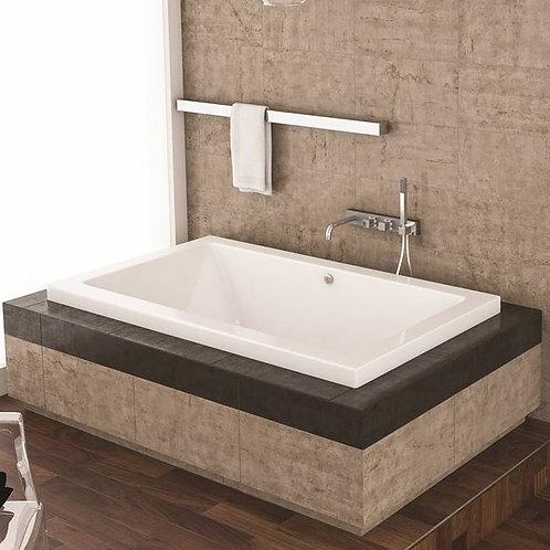 Mirolin Po2 Drop In Soaker Bathtub 72x42x22
