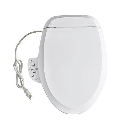 Kohler C3®-125 cleansing toilet seat, elongated